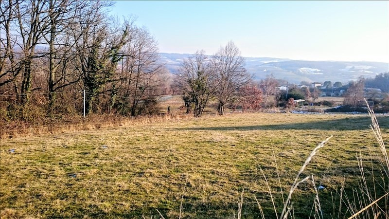 Vente terrain Hauterives 168000€ - Photo 1