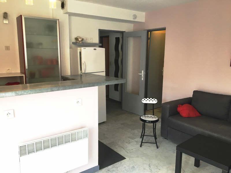 Verkoop  appartement La grande motte 123600€ - Foto 1