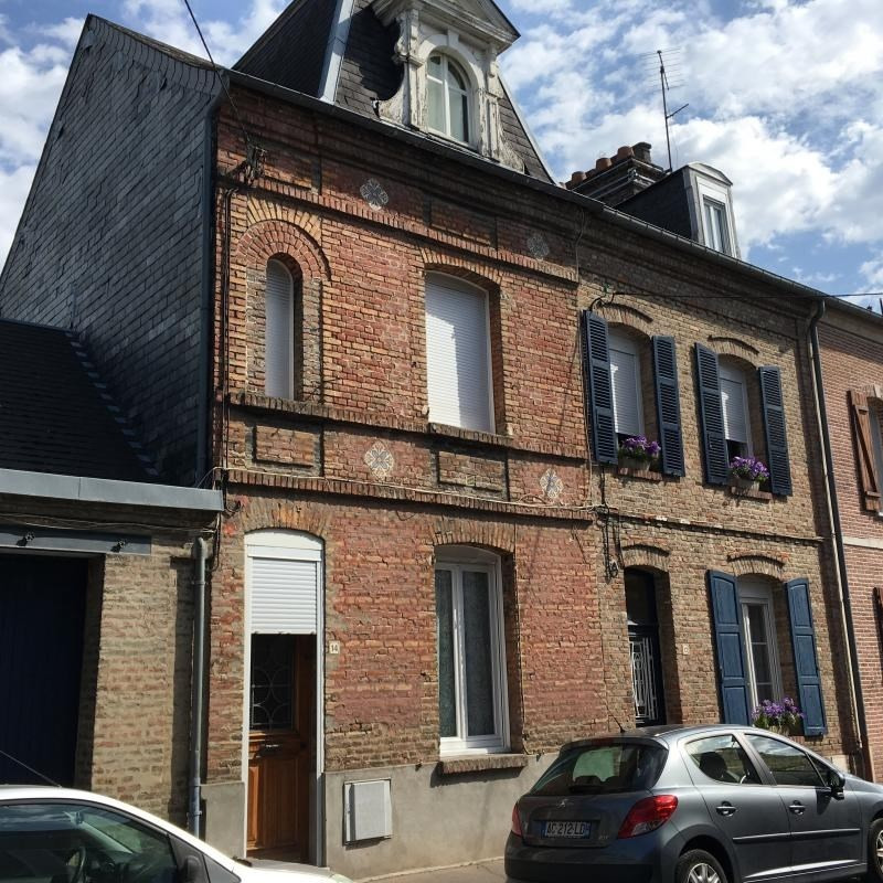 Vente maison / villa Abbeville 134900€ - Photo 1