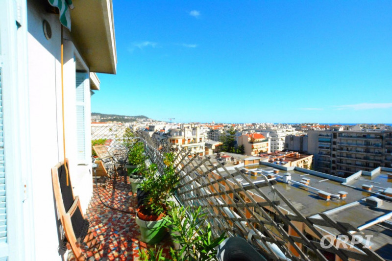 Vente de prestige appartement Nice 577500€ - Photo 10