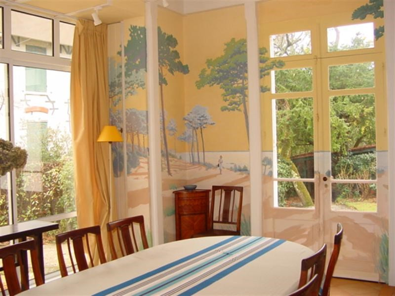 Vacation rental house / villa Arcachon 5 166€ - Picture 3