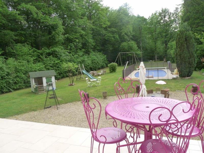 Deluxe sale house / villa Lamorlaye 690000€ - Picture 3
