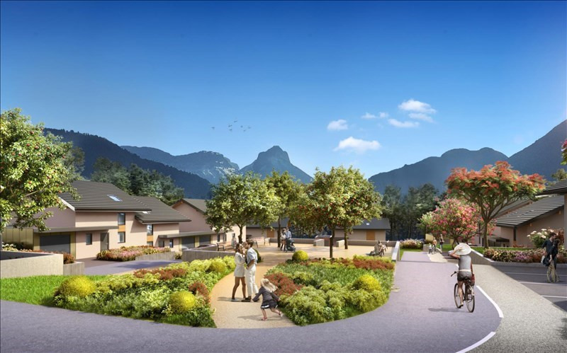 Vendita nuove costruzione Villaz  - Fotografia 1