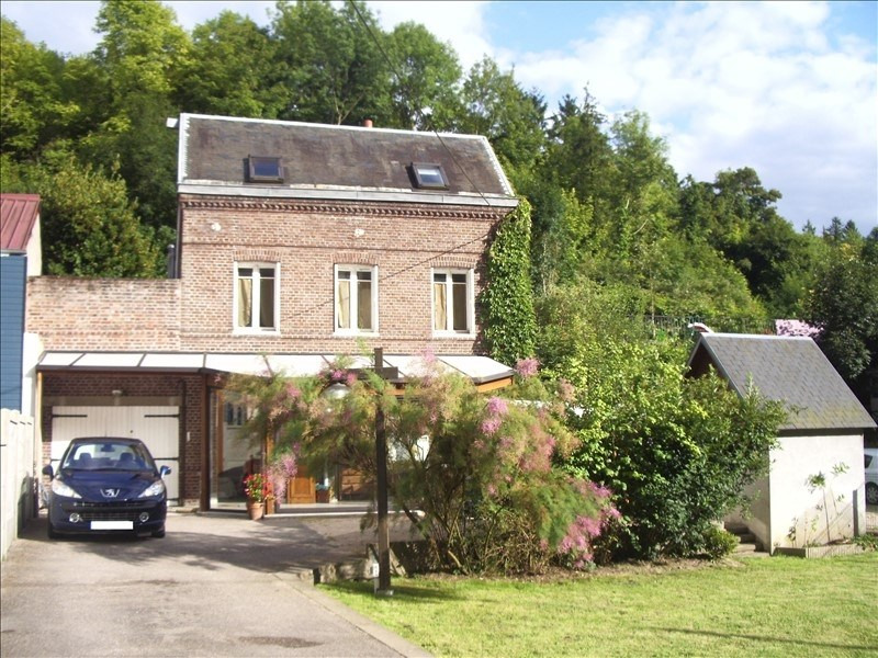 Sale house / villa Belbeuf 182000€ - Picture 2