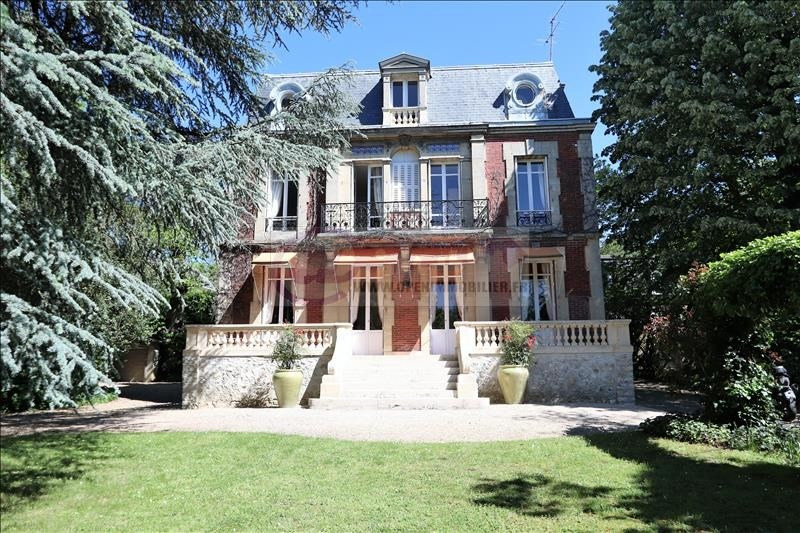 Vente de prestige maison / villa Montmorency 1 055 000€ - Photo 1