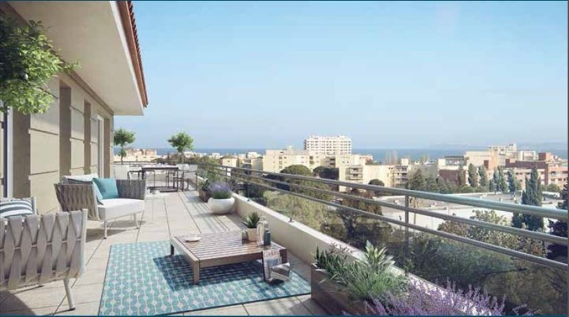 Vente de prestige appartement Le lavandou 292 000€ - Photo 1