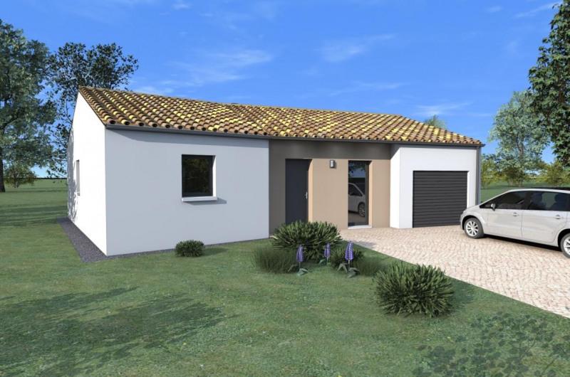Maison  5 pièces + Terrain 450 m² Saint-Philbert-de-Bouaine par ALLIANCE CONSTRUCTION CHALLANS