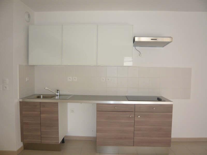 Rental apartment Sete 565€ CC - Picture 1