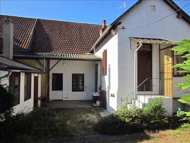 Vente maison / villa Villeneuve sur allier 69000€ - Photo 1