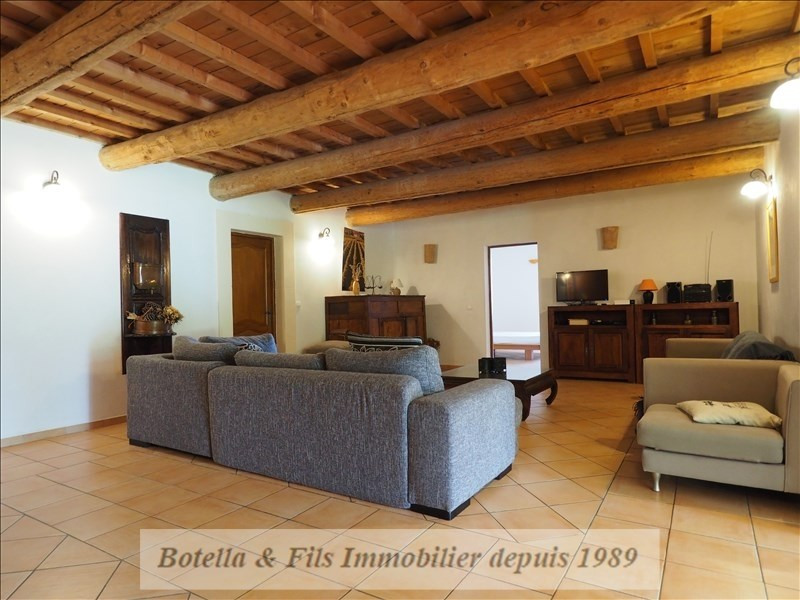 Vente de prestige maison / villa Laudun 960000€ - Photo 16
