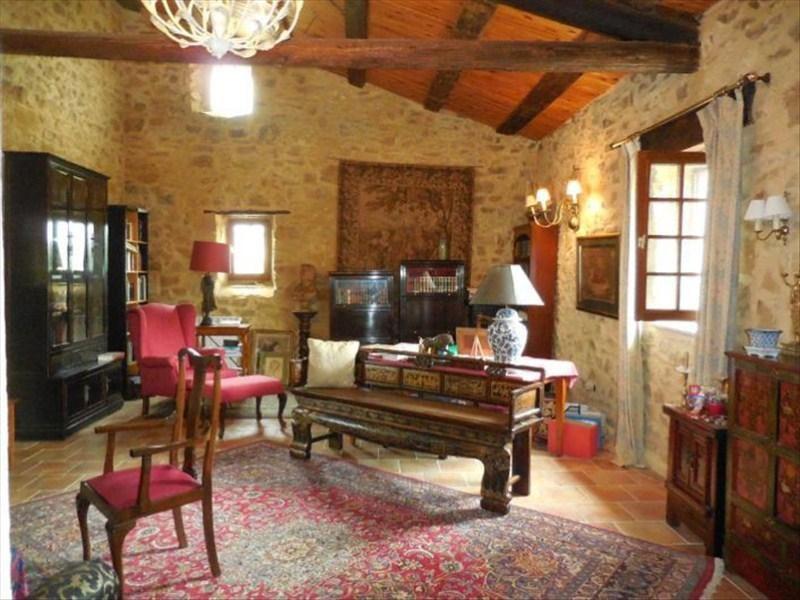 Vente de prestige maison / villa Goudargues 505000€ - Photo 3