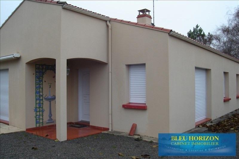 Rental house / villa Ste pazanne 725€ CC - Picture 2