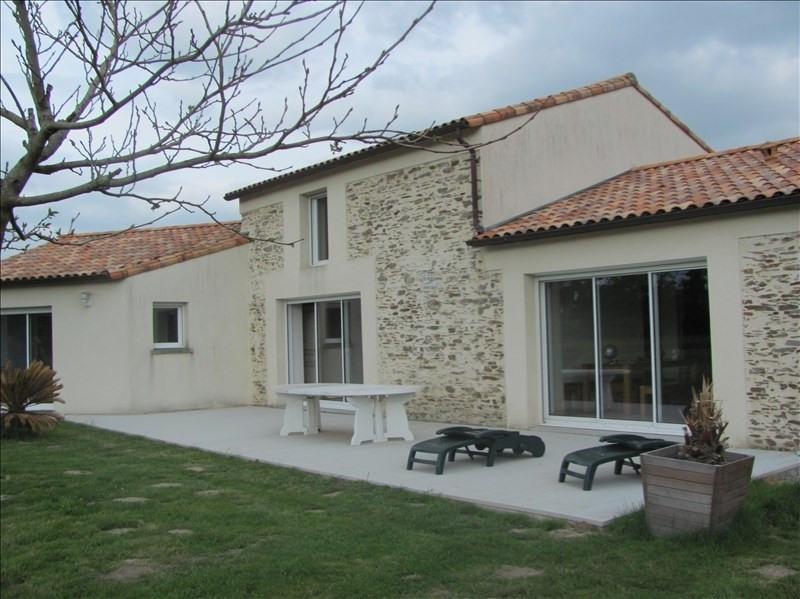 Vente maison / villa Vallet 344990€ - Photo 2