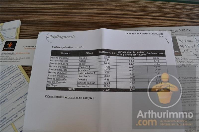 Vente de prestige loft/atelier/surface Aureilhan 299000€ - Photo 8