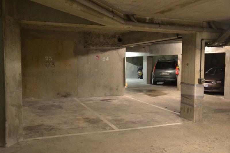 Vente parking Levallois perret 23500€ - Photo 2