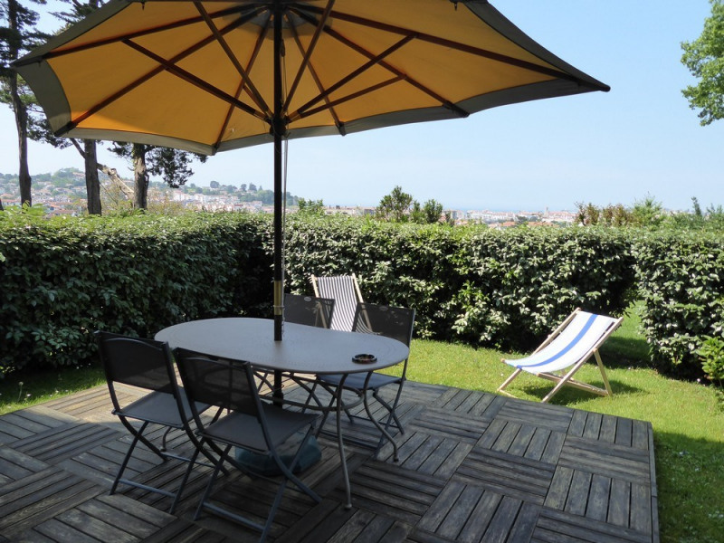 Sale apartment Ciboure 290000€ - Picture 1