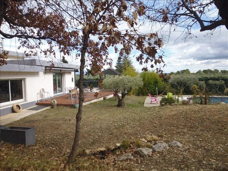 Sale house / villa Pierrevert 493000€ - Picture 5