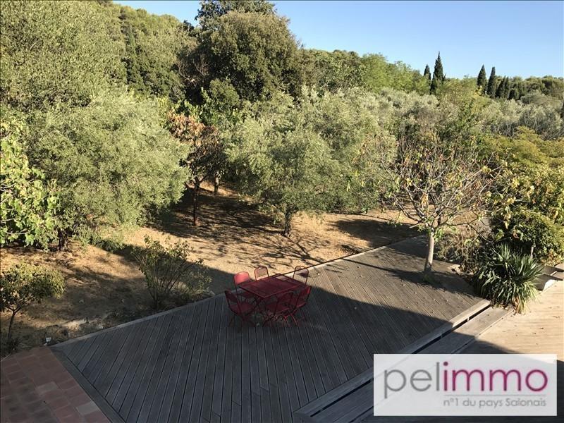 Vente maison / villa Cornillon confoux 490000€ - Photo 3