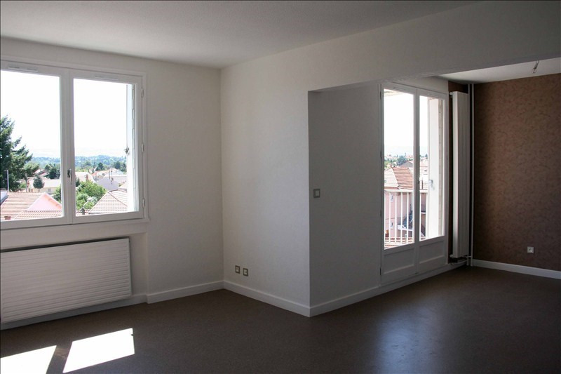 Vente appartement Roanne 65000€ - Photo 2