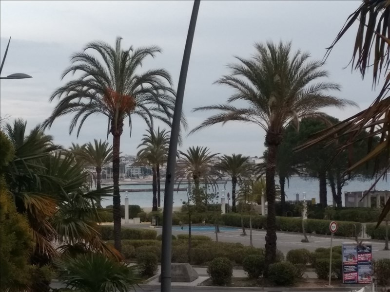 Vente de prestige appartement Le golfe juan 340 000€ - Photo 12