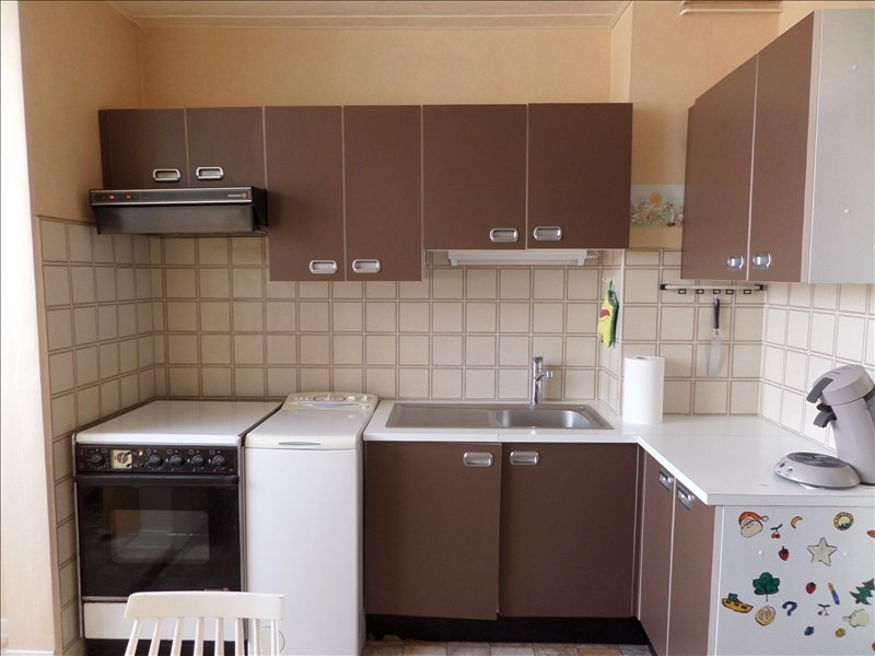 Sale apartment Oyonnax 114000€ - Picture 3