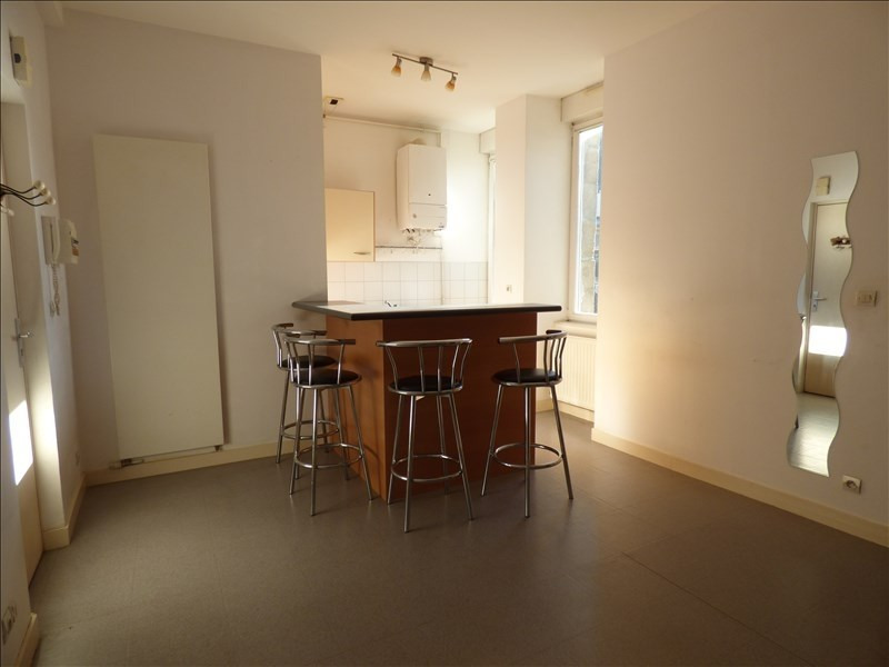 Sale apartment Lannion 65 500€ - Picture 1