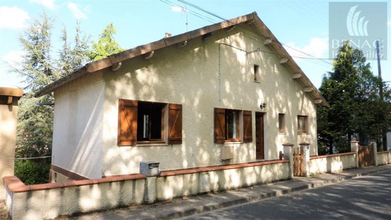Vente maison / villa Albi 117000€ - Photo 1