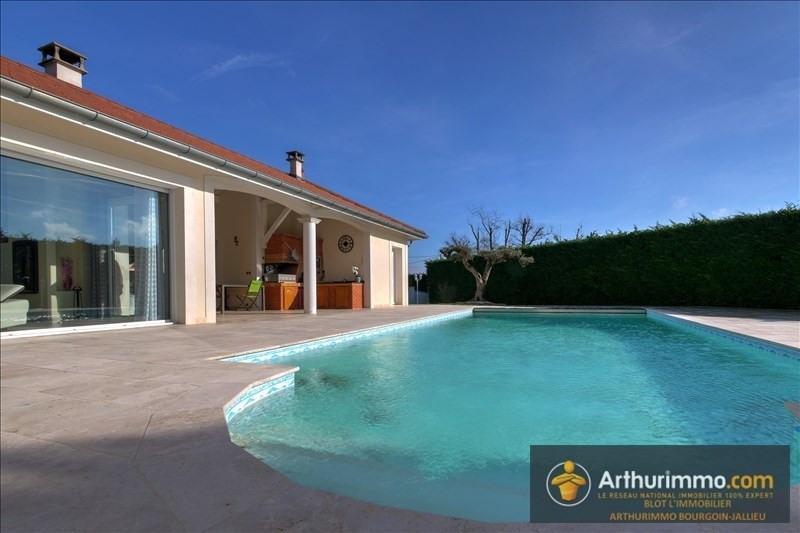 Deluxe sale house / villa La cote st andre 735000€ - Picture 8