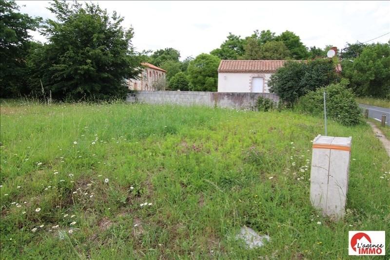Vente terrain St aignan grandlieu 86200€ - Photo 1