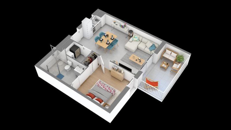 Vente appartement Nogaro 90118€ - Photo 3