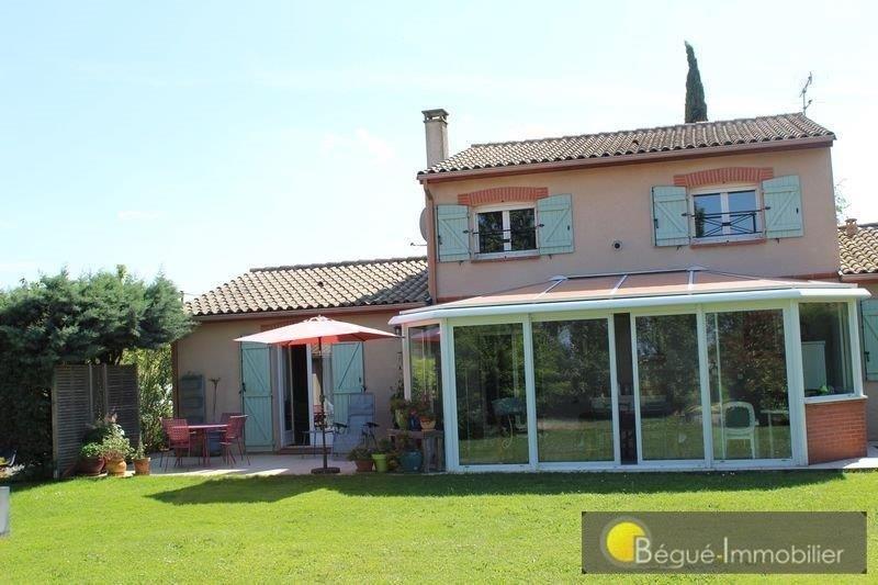 Sale house / villa 5 mns pibrac 399000€ - Picture 5