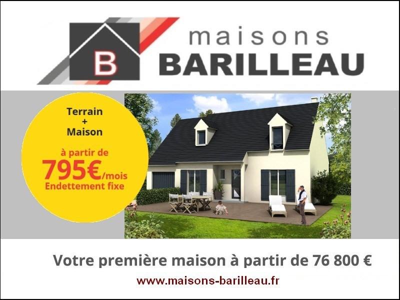 Maison  4 pièces + Terrain 450 m² Montereau-Fault-Yonne par MAISONS BARILLEAU