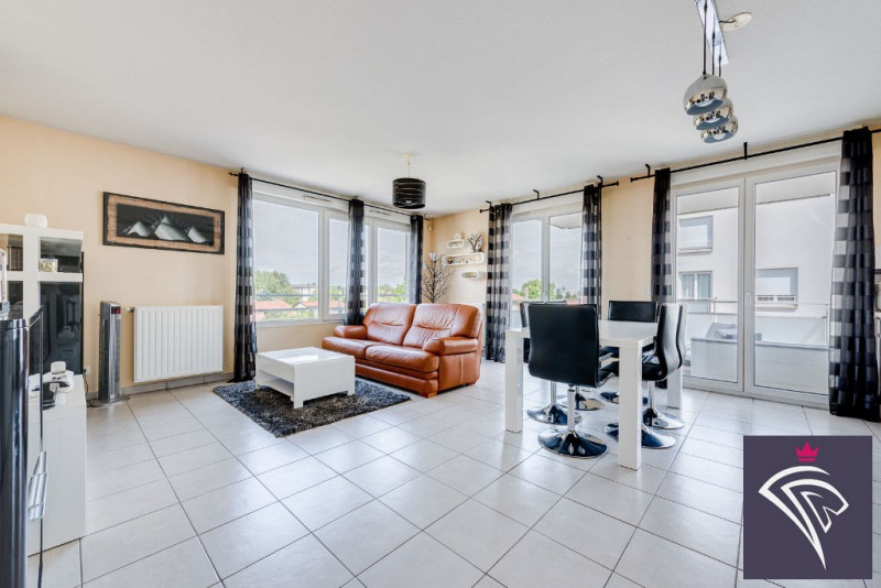 Vente appartement Vaulx en velin 143000€ - Photo 4