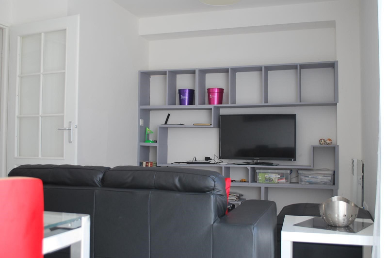 Vacation rental house / villa Fort mahon plage  - Picture 4