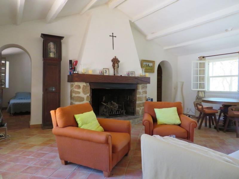 Vente de prestige maison / villa Le castellet 577000€ - Photo 11