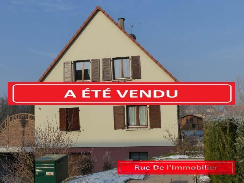 Vente maison / villa Marmoutier 268000€ - Photo 1
