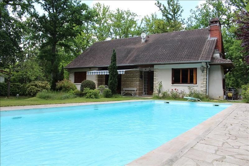 Vente maison / villa Lamorlaye 431500€ - Photo 1