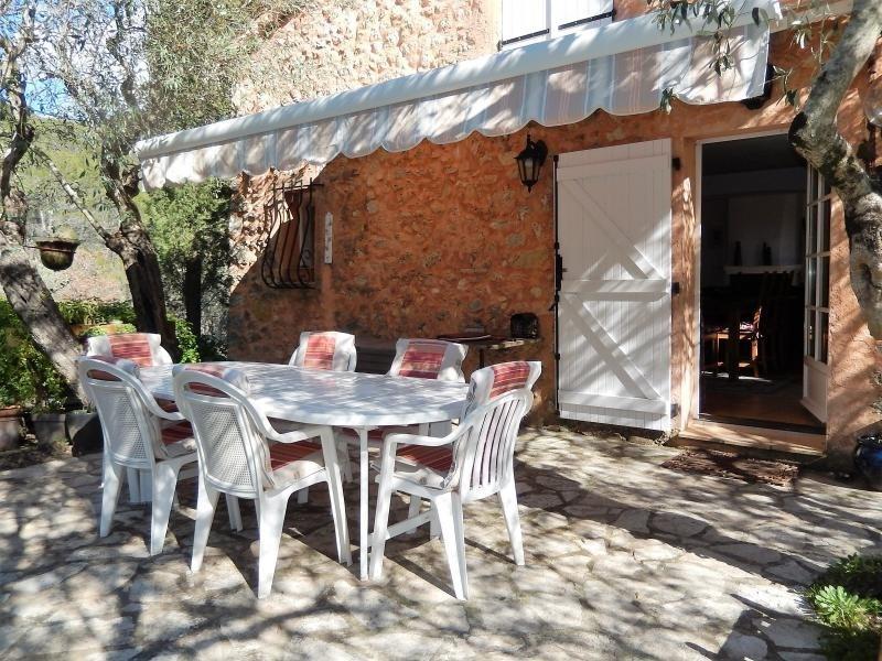 Sale house / villa Claviers 440000€ - Picture 10