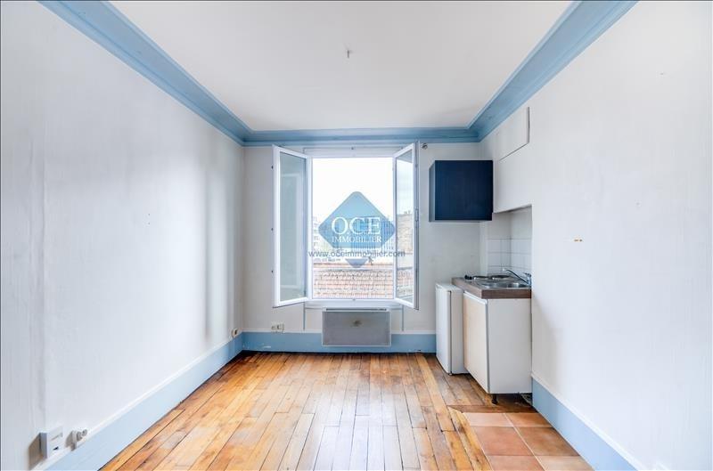 Sale apartment Paris 5ème 230000€ - Picture 2