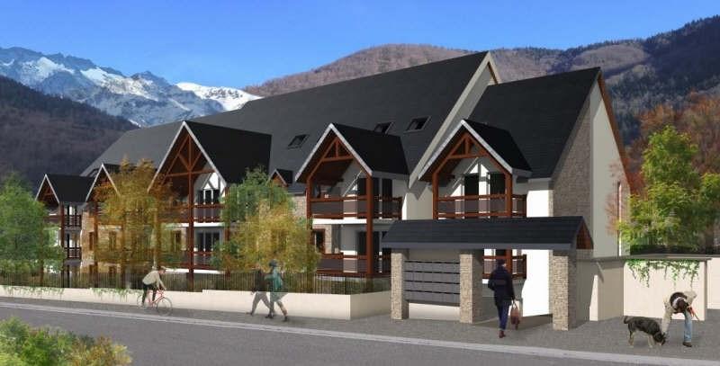 Verkoop  appartement Bagneres de luchon 142000€ - Foto 1