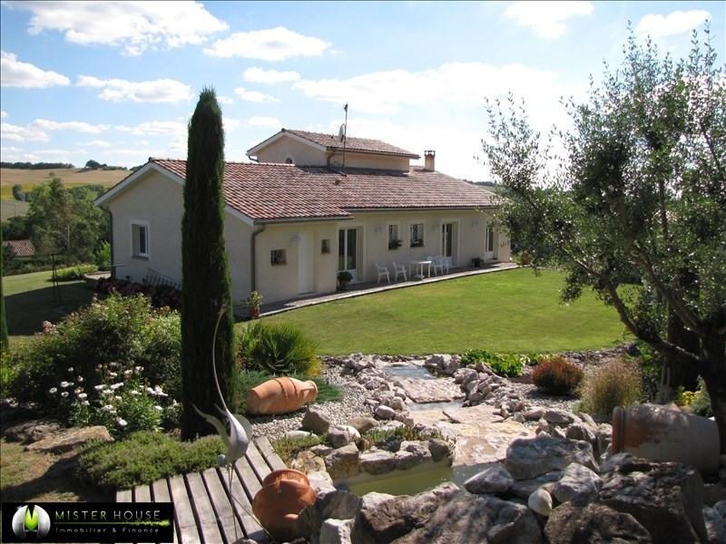 Verkoop  huis Monclar de quercy 355000€ - Foto 2