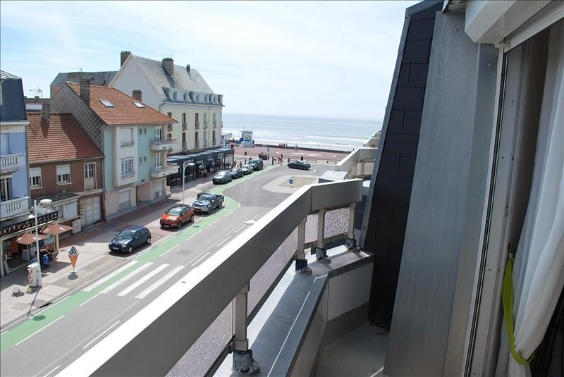Vente appartement Fort mahon plage 149 500€ - Photo 1