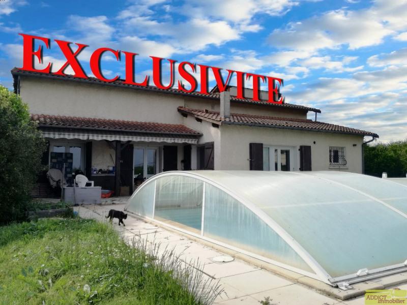 Vente maison / villa Secteur lavaur 313500€ - Photo 1