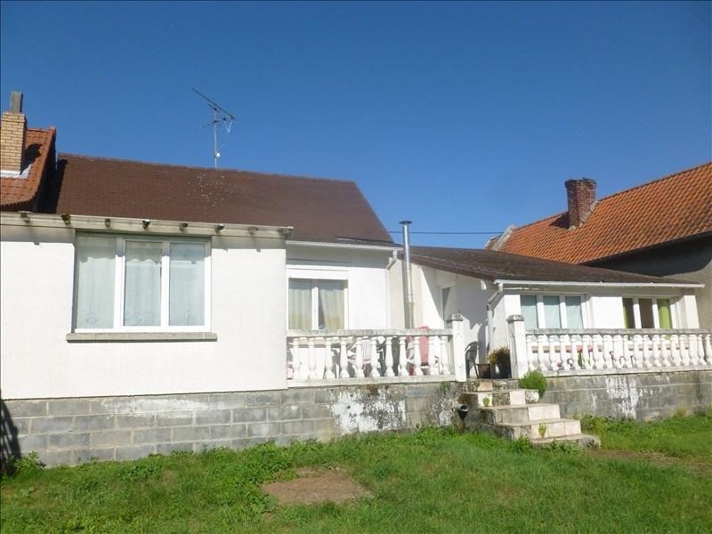 Vente maison / villa Peronne 122000€ - Photo 5