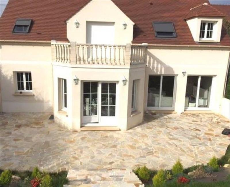 Vente maison / villa Orgeval 640000€ - Photo 1
