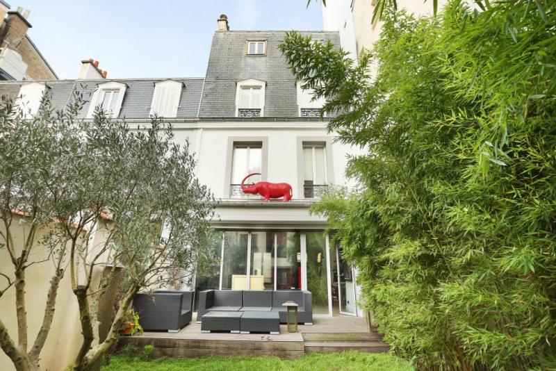 Vente de prestige hôtel particulier Neuilly-sur-seine 3250000€ - Photo 3