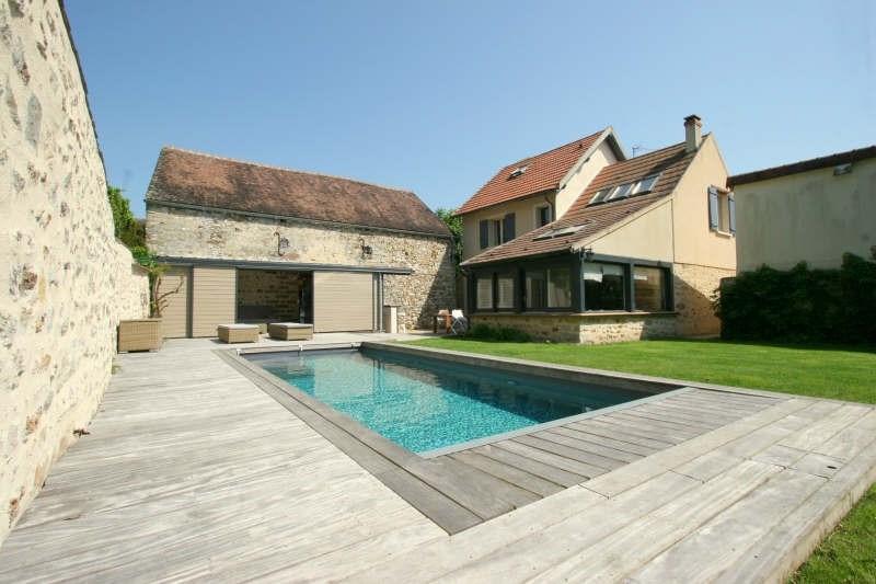 Vente maison / villa Samoreau 460000€ - Photo 1