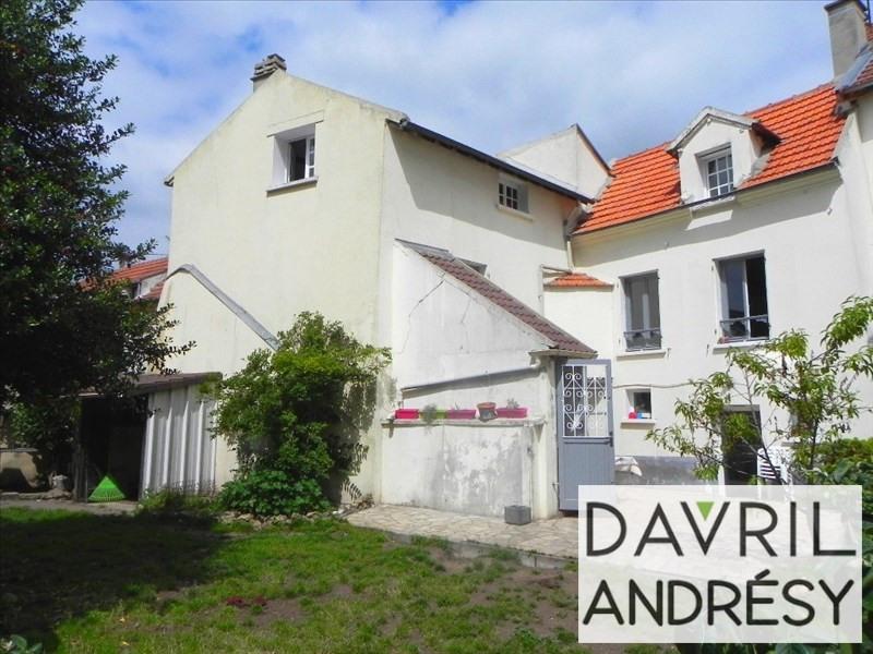 Vente maison / villa Chanteloup les vignes 249000€ - Photo 1