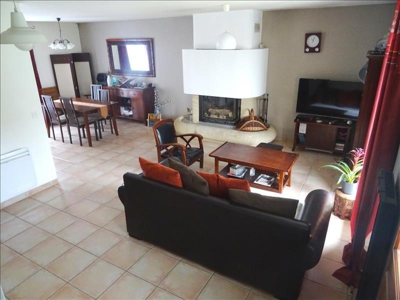 Vente maison / villa St ouen l aumone 329000€ - Photo 2
