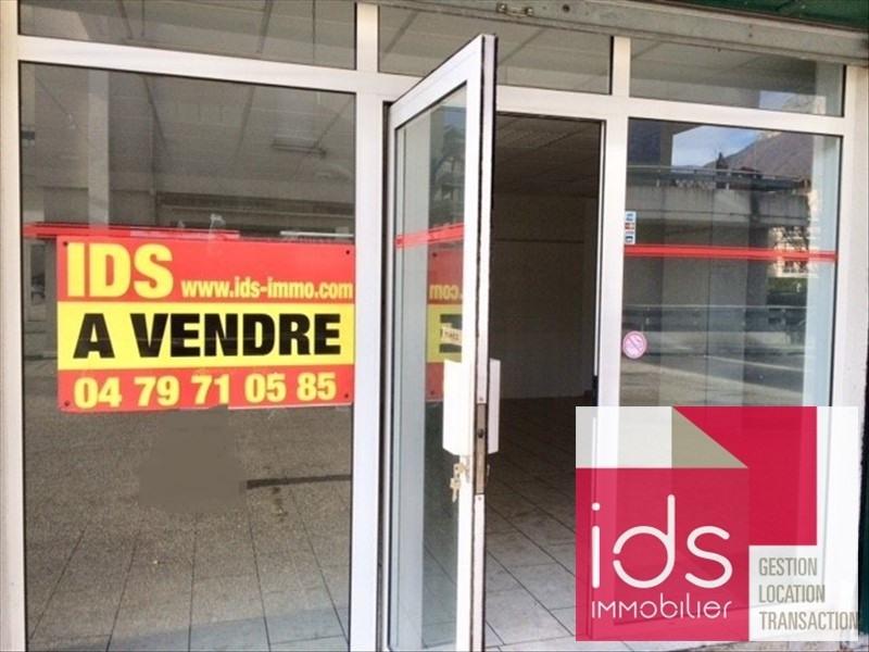 Venta  local La ravoire 119000€ - Fotografía 2